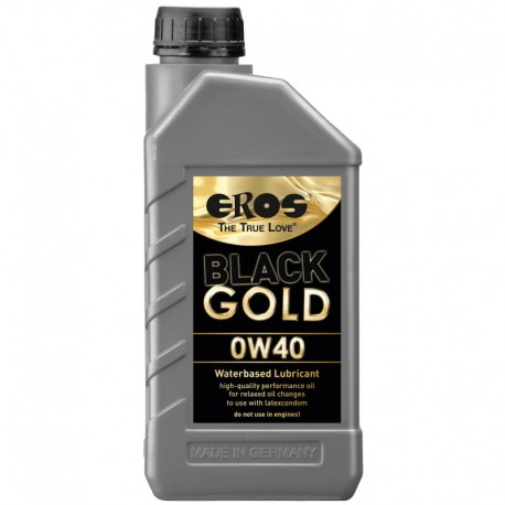 Black Gold 0W40 Waterbased Lubricant