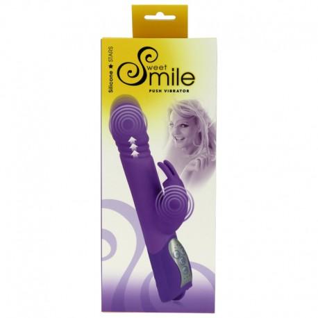 Sweet Smile Push Vibrator Ø 4 cm by YOU2TOYS