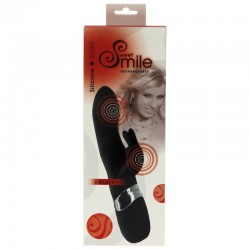 "Sweet Smile Vibrator ""Blacky"" Ø 3,6 cm by YOU2TOYS"