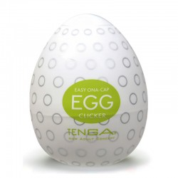 "Masturbation-Egg ""Clicker"" (1er) by TENGA"