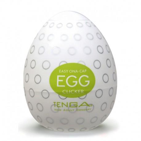 "Masturbation-Egg ""Clicker"" by TENGA"