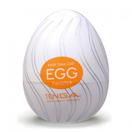 "Masturbation-Egg ""Twister"" by TENGA"