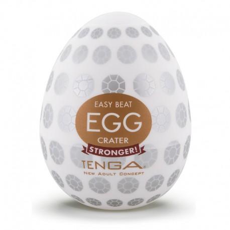 "Masturbation-Egg ""Crater"" by TENGA"