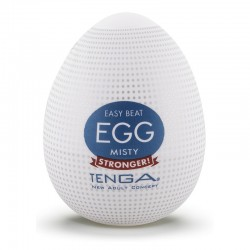 "Masturbation-Egg ""Misty"" (1er) by TENGA"