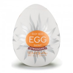 "Masturbation-Egg ""Shiny"" by TENGA"