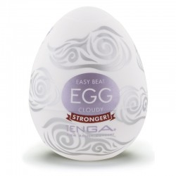 "Masturbation-Egg ""Cloudy"" (1er) by TENGA"