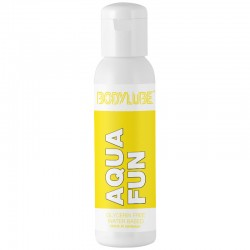 BODYLUBE® AQUA FUN Glycerin Free Water Based