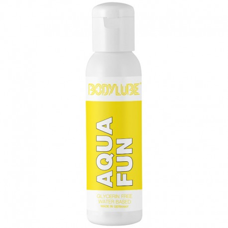 BODYLUBE® AQUA FUN - Glycerin Free Water Based