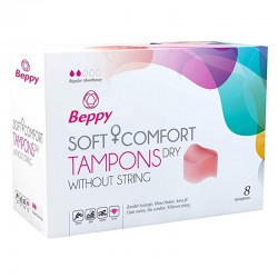 Beppy Soft Comfort Tampons Dry