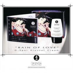SHUNGA Rain of Love G-Spot Cream