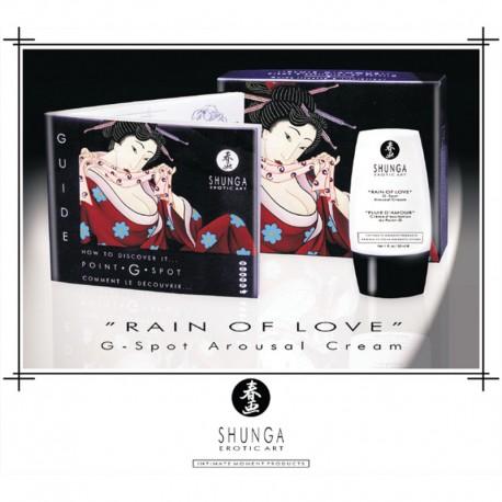 SHUNGA Rain of Love G-Spot Cream