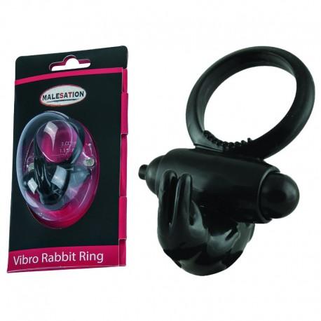 MALESATION Vibro-Rabbit-Ring