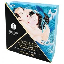 SHUNGA Ocean Breeze Badesalz (6 x 75g)