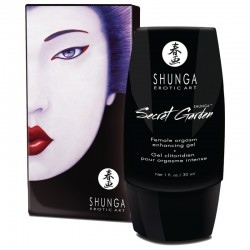 SHUNGA Orgasmic Cream Secret Garden
