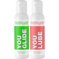 BODYLUBE® DUO Silikon und Wasser