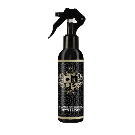 EROS Action Cleaner 20% Alcohol for Toys & More